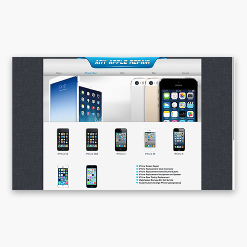 Any Apple Repair web 2