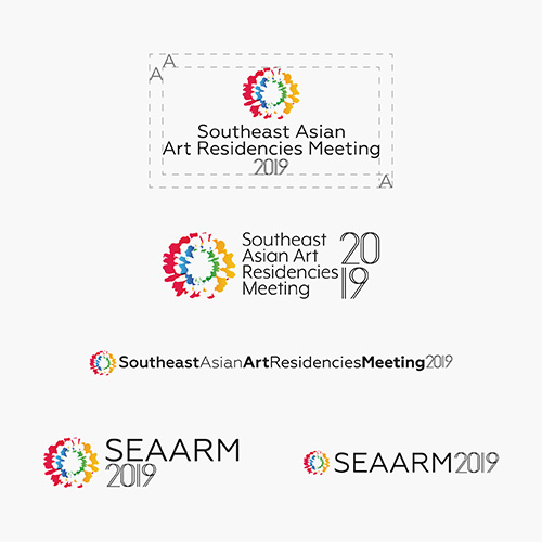 Southeast Asian Art Residencies Meeting logo 1
