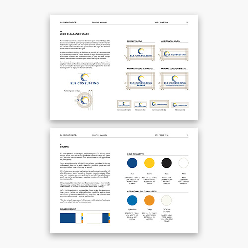 SLS Consulting Graphic Identity Manual