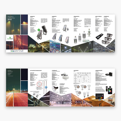 VLA Tech Promo Catalogue 2016