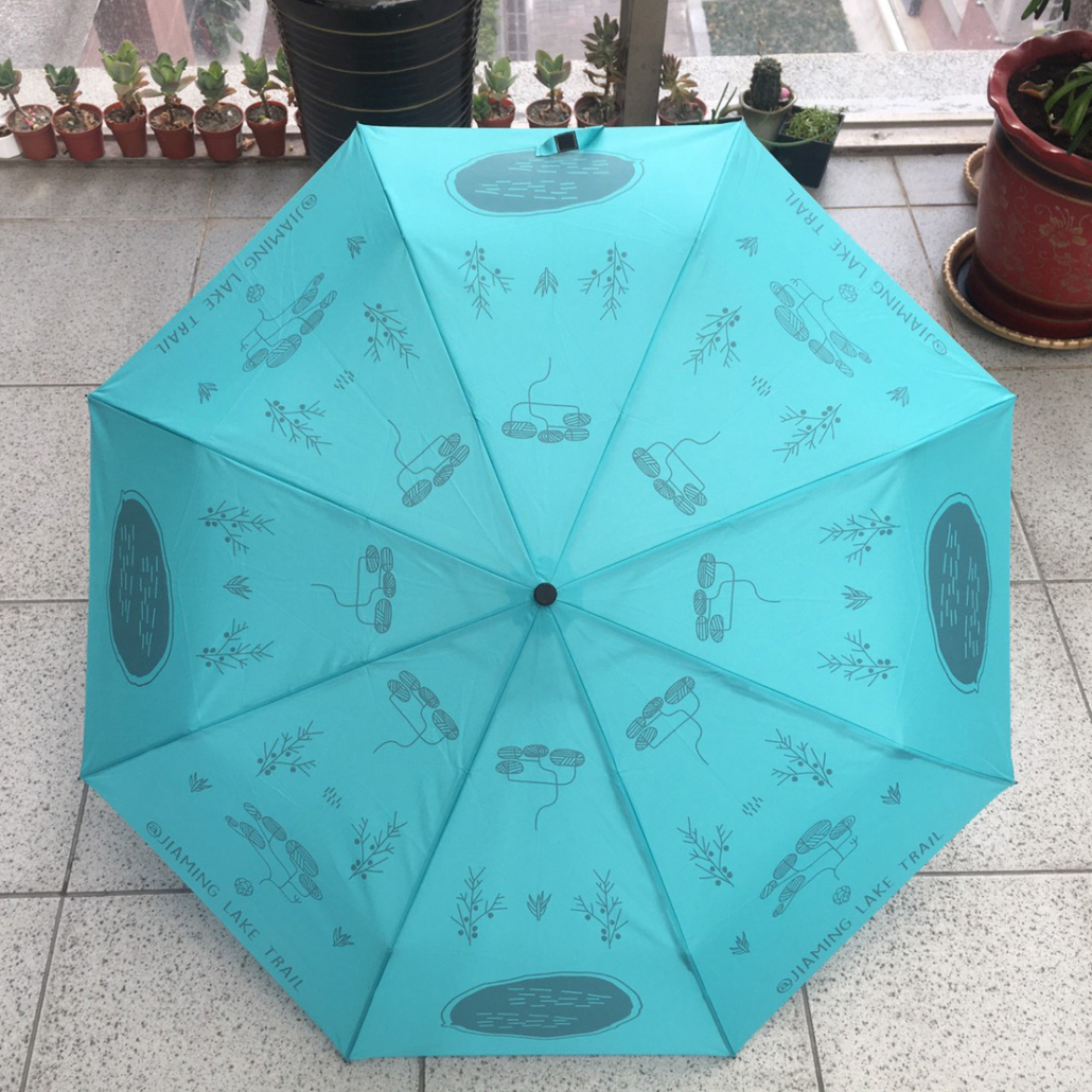 Forestry Bureau Taitung Forest District Office Umbrella 1