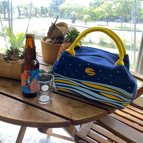 Land Art Festival Lunch bag 02